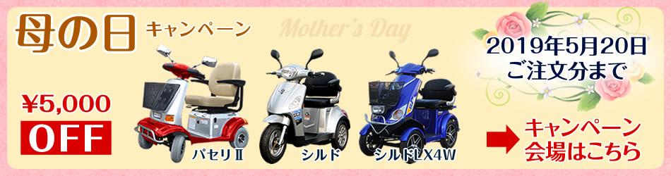 母の日キャンペーン2019